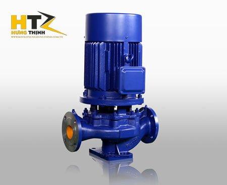 Bơm nước thải đường ống GW