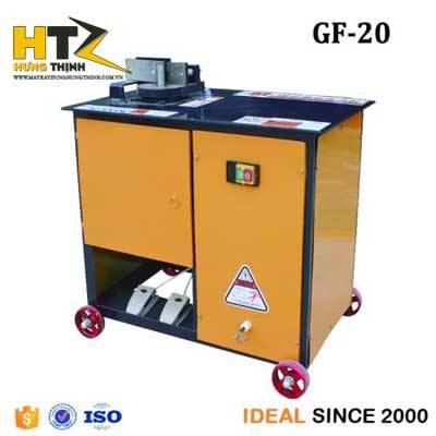 máy uốn đai gf20