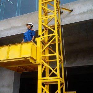 Vận thăng nâng hàng 500kg–20m