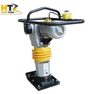 Máy đầm cóc chạy điện HCD-110Máy đầm cóc chạy điện HCD-110